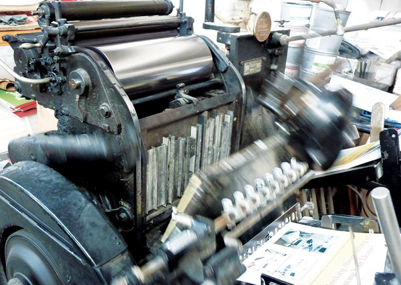 Litho Printing Bedfordshire